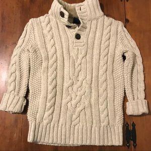 Boys Ralph Lauren 🏇Cable Knit Sweater
